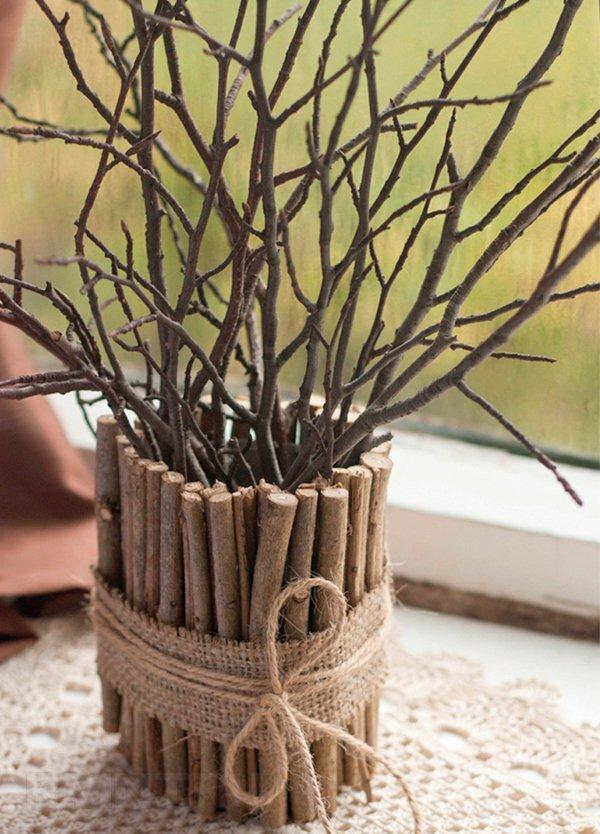 Сделать дерево своими руками для дома
