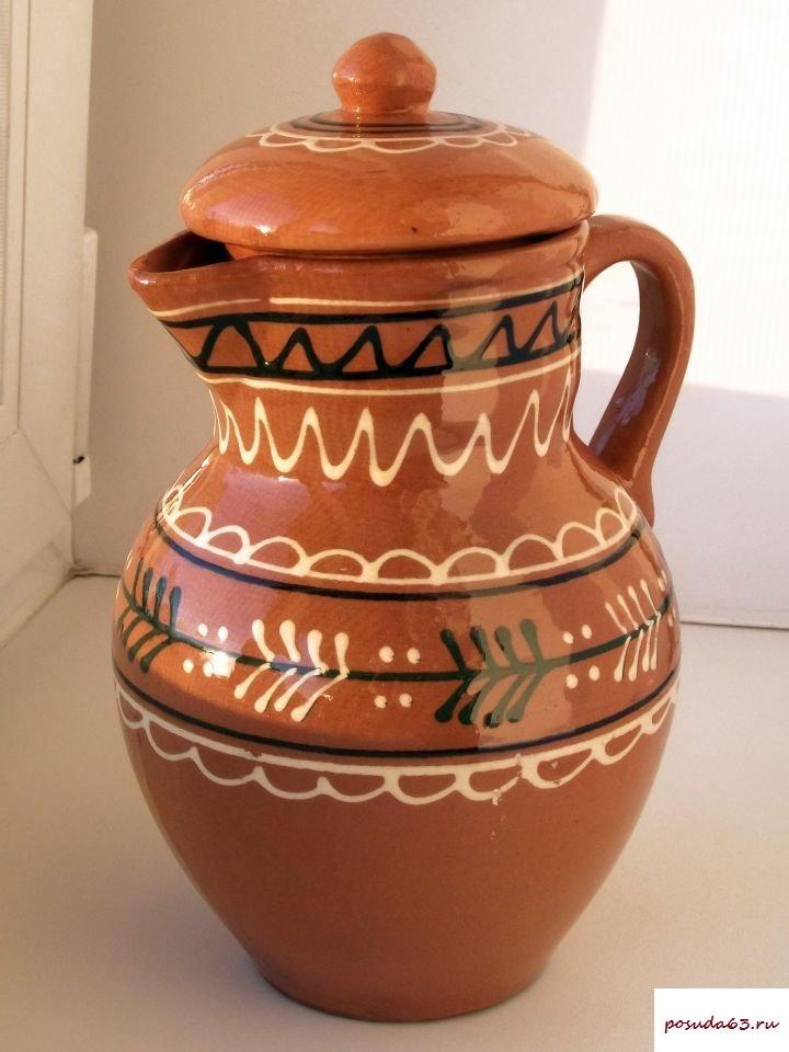 Рисунки для глиняных кувшинов