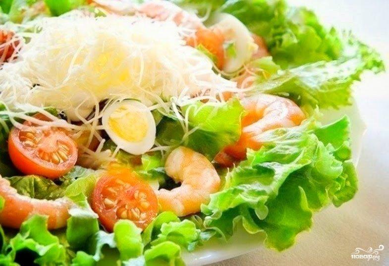 Салаты на день рождения простые и вкусные рецепты с морепродуктами