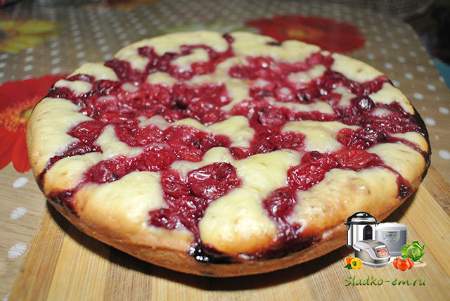 Как приготовить самый вкусный вишневый пирог
