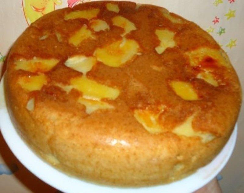 Рецепт с фото пирога на кислом молоке в духовке