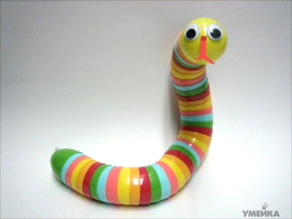 Поделки год змеи своими руками