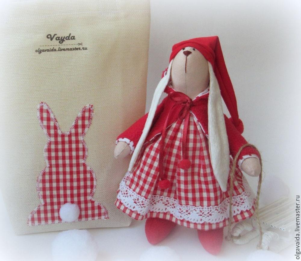 Кролики куклы своими руками 87
