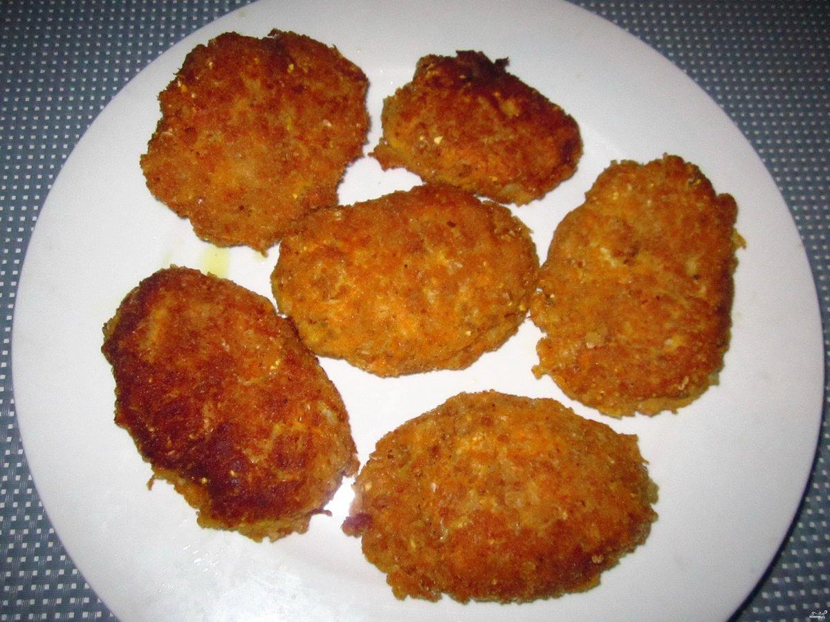 Вкусные котлеты с овсянкой рецепт пошагово 62