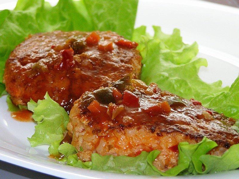 Рецепты котлеты из мяса индейки