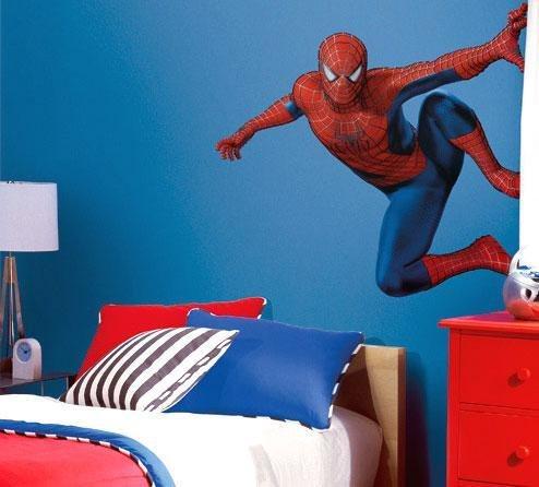 Комната человека паука своими руками 21