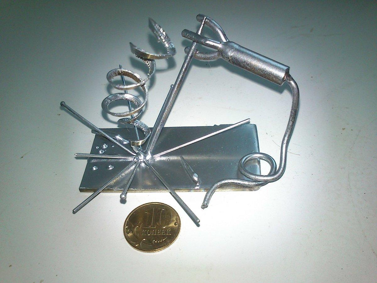 Поделки для дома из металла своими руками 57