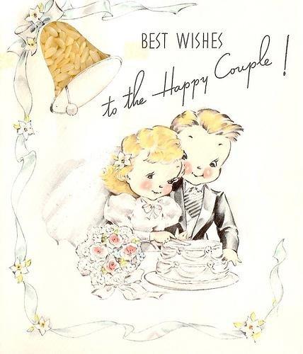 Поздравления с свадьбой на английском с переводом