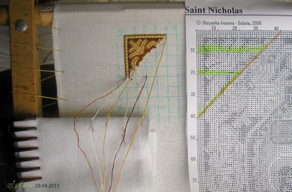 Перевести фото на крестики для вышивки