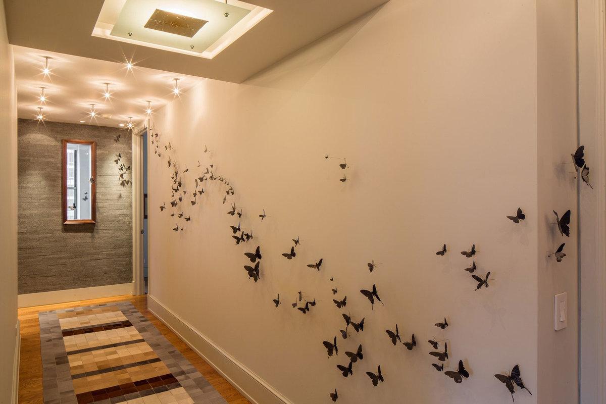 Украсить коридоры своими руками 97