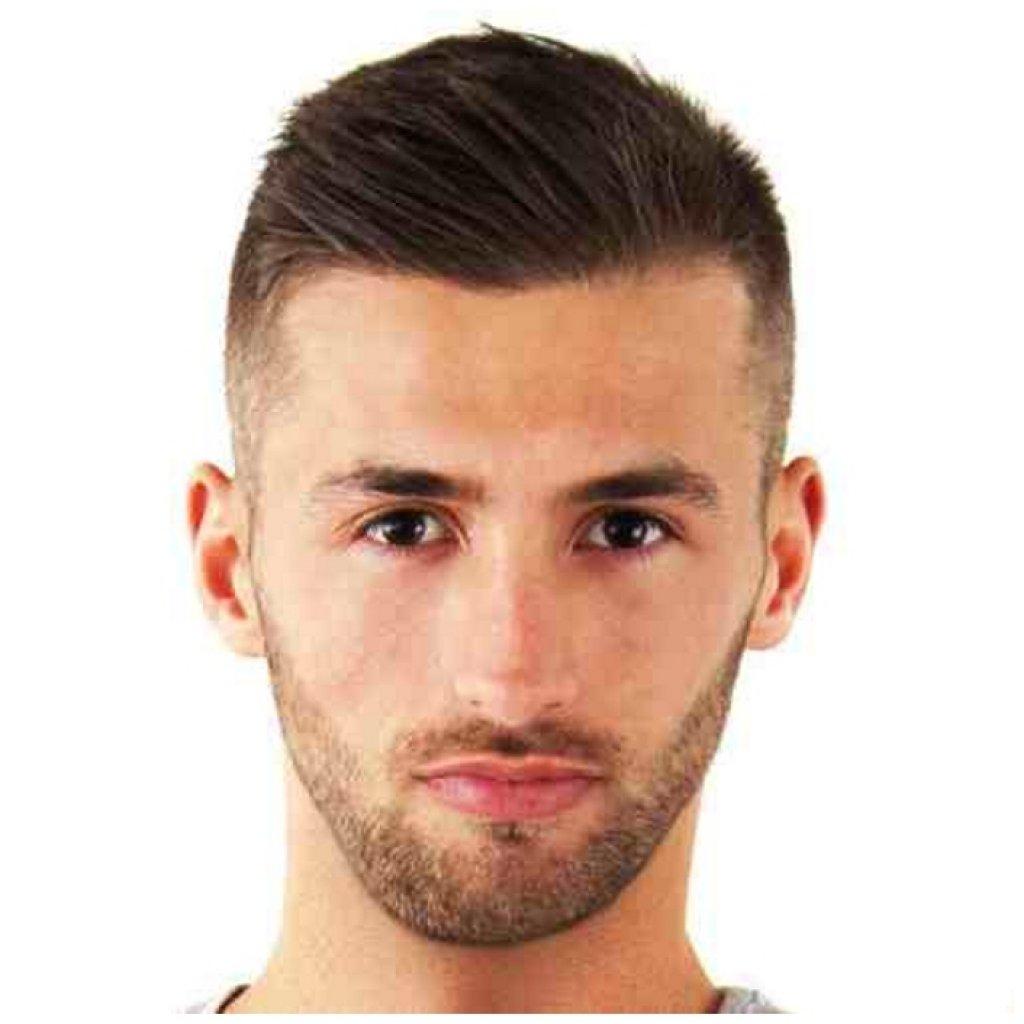 Мужские прически на короткие и жесткие волосы7