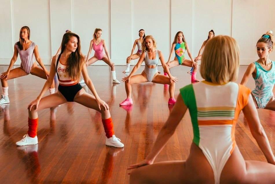 aerobics les