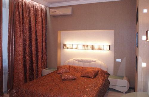 Ремонт спальни в хрущёвке своими руками фото 186