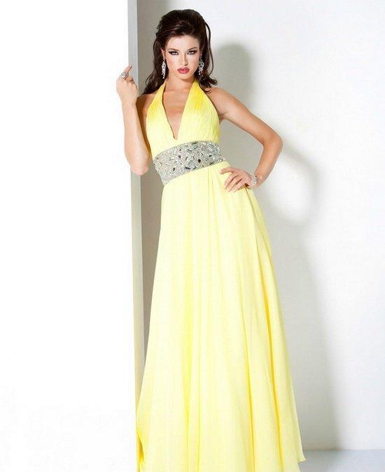 Вечерние платье для невысоких