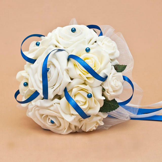 Как сделать букет для свадьбы своими 841