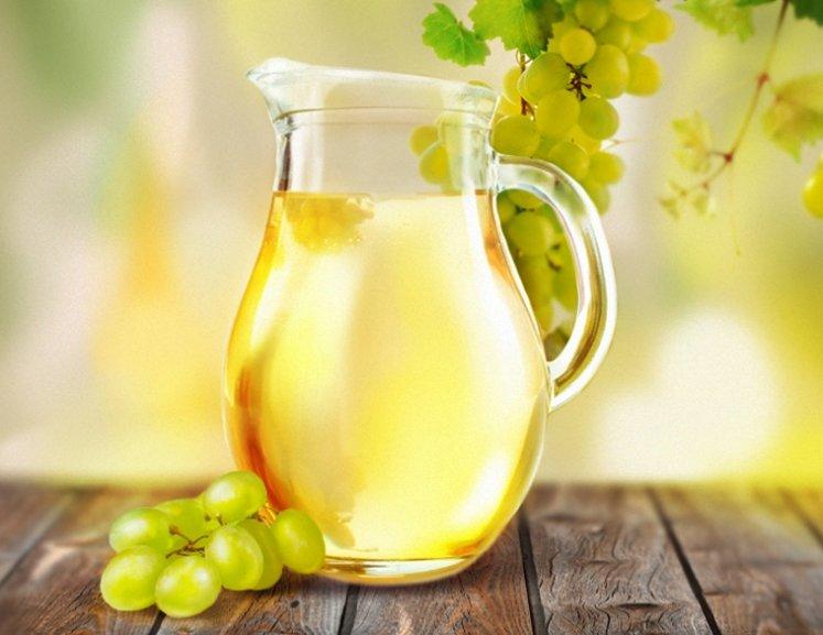 Белое вино из винограда в домашних условиях