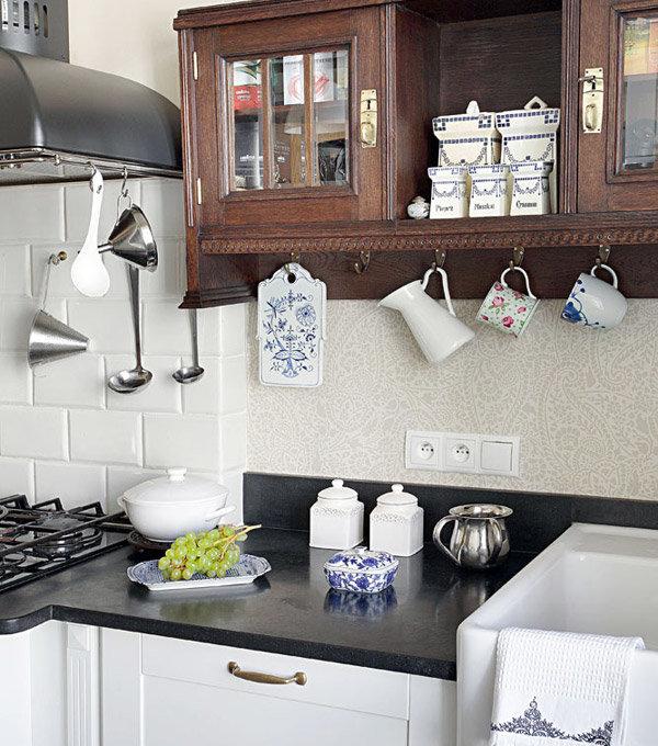 Декор кухни своими руками в стиле прованс