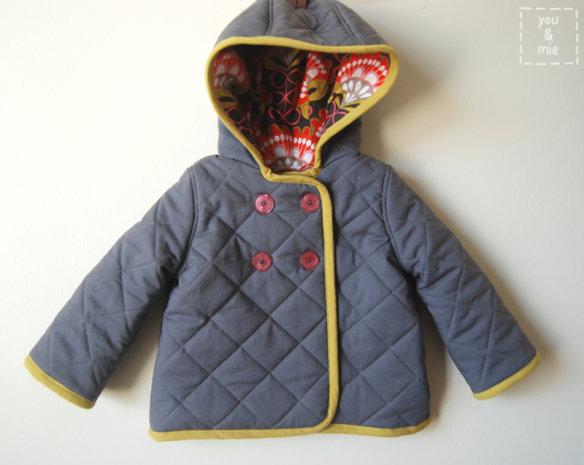 Сшить куртку для ребёнка 114