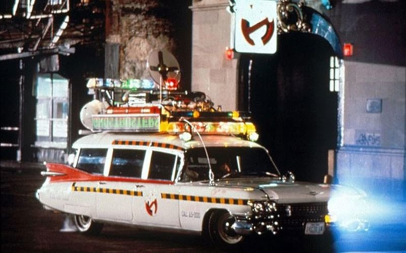 Watch GHOST BUSTERS 1984 (1984) Online Free