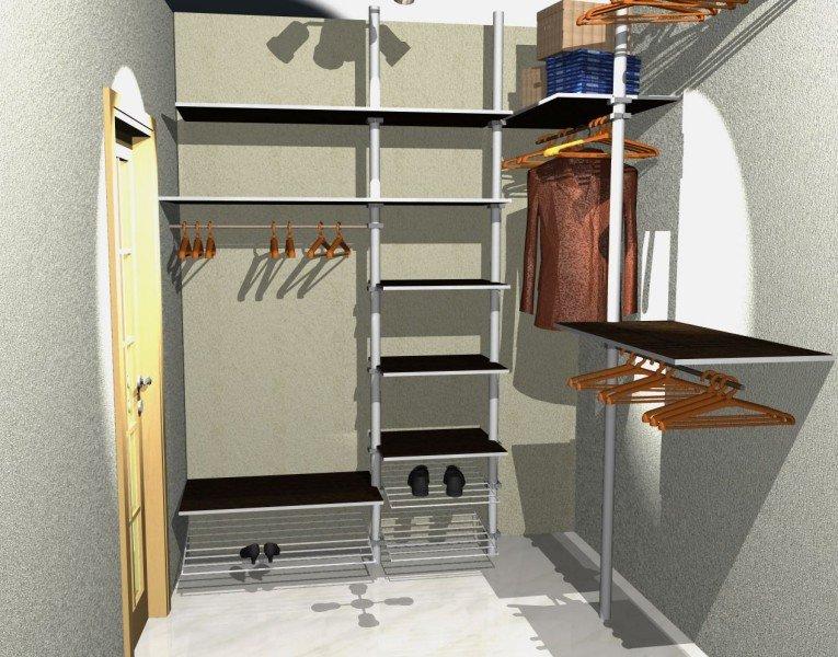 Гардеробные комнаты дизайн проекты