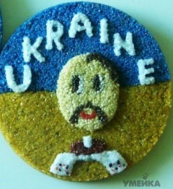 Поделки до дня независимости украины