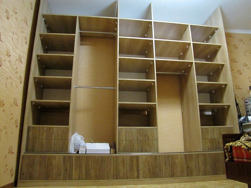 Встраиваемая мебель для как сделать 109
