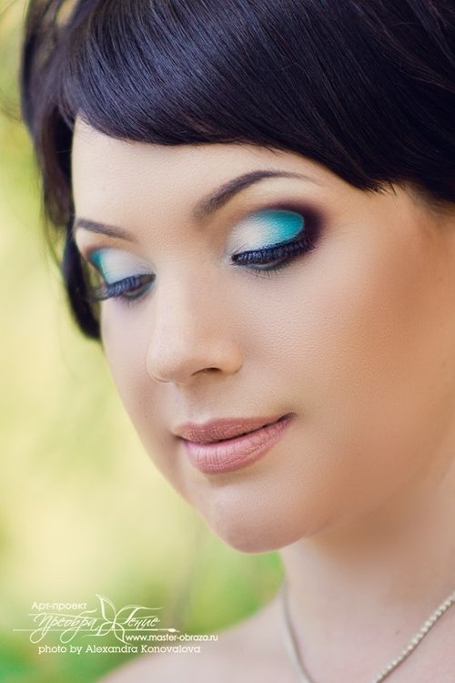Волгоград макияж на свадьбу