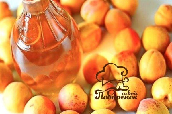 Сделать вино из абрикосов в домашних условиях рецепт 9