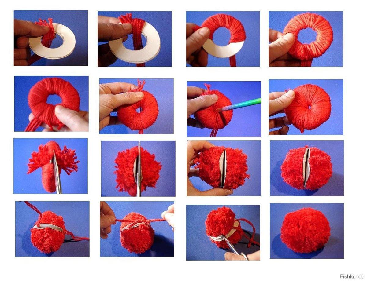 Как сделать балаболки на пинетки