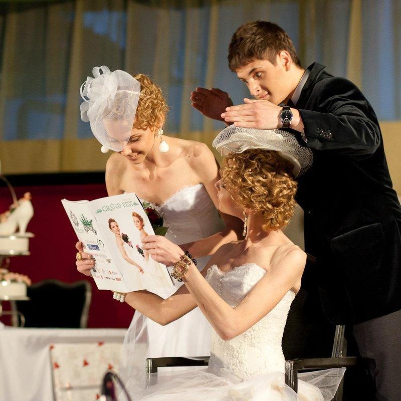 Сценарий для розовой свадьбы с конкурсами и поздравления 212