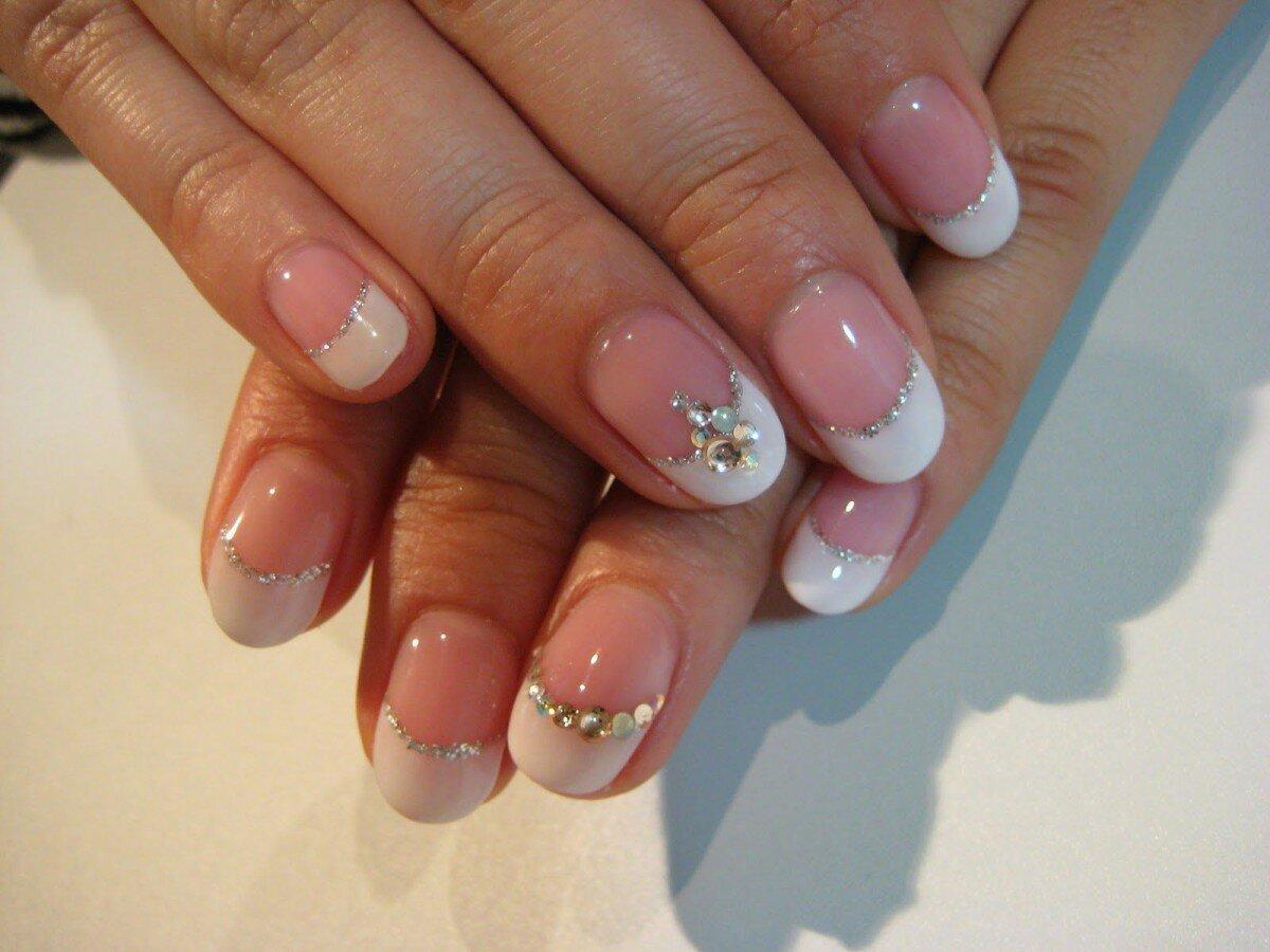 Красивые короткие ногти фото новинки