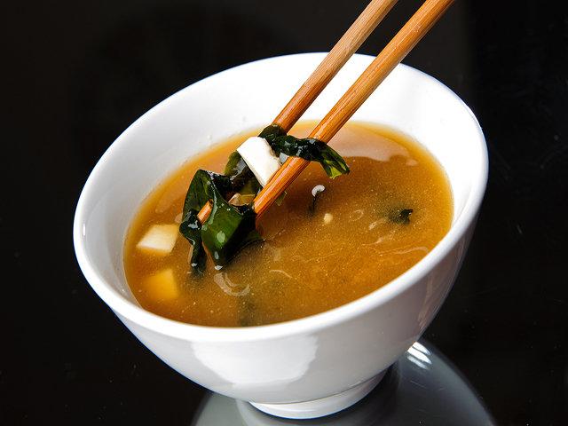 Японские супы мисо рецепты