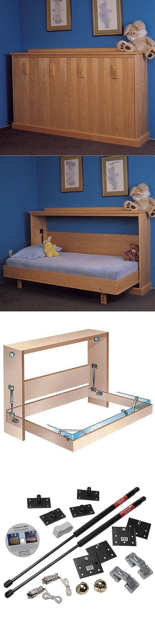 Детская кровать с тумбой своими руками 656