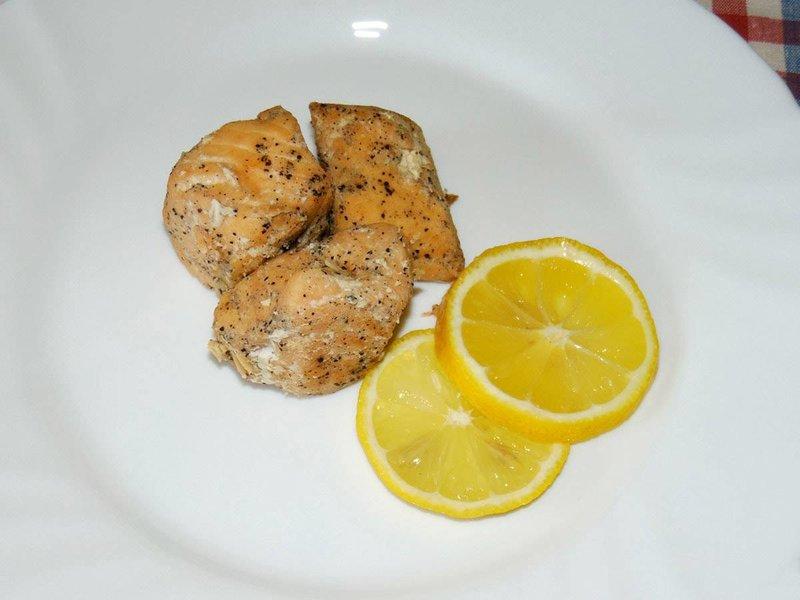 Рецепт семги в духовке с пошагово