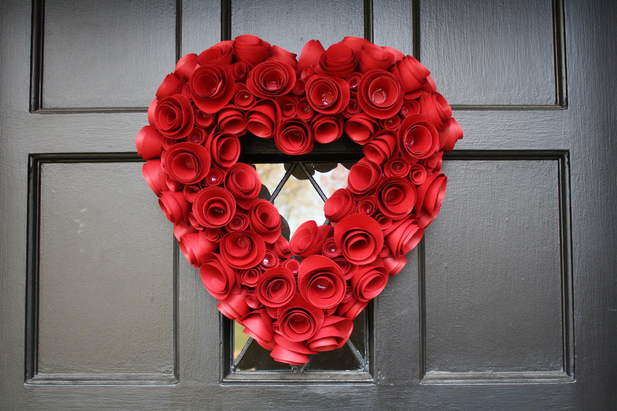 Поделки ко дню влюблённых своими руками 36