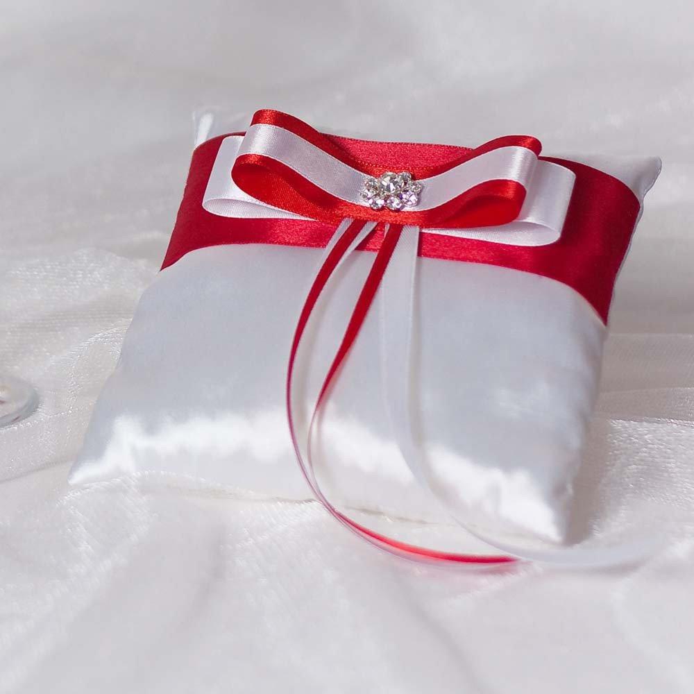 Как сделать подушечку для свадебных колец своими руками 138