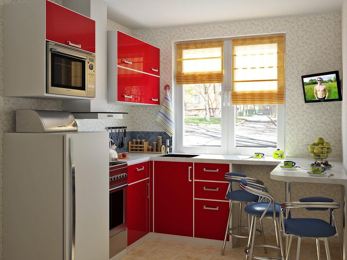 Идеи для кухни фото эконом