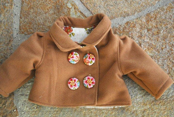 Детского пальто своими руками 740