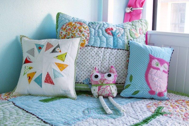 Как сделать подушки в домашних условиях 943