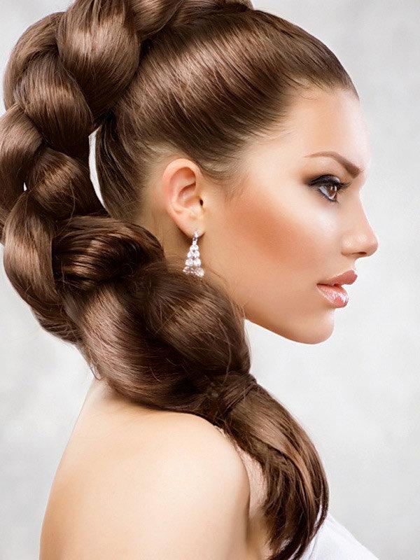 Прическа на длинные волосы для девушек и как их делать