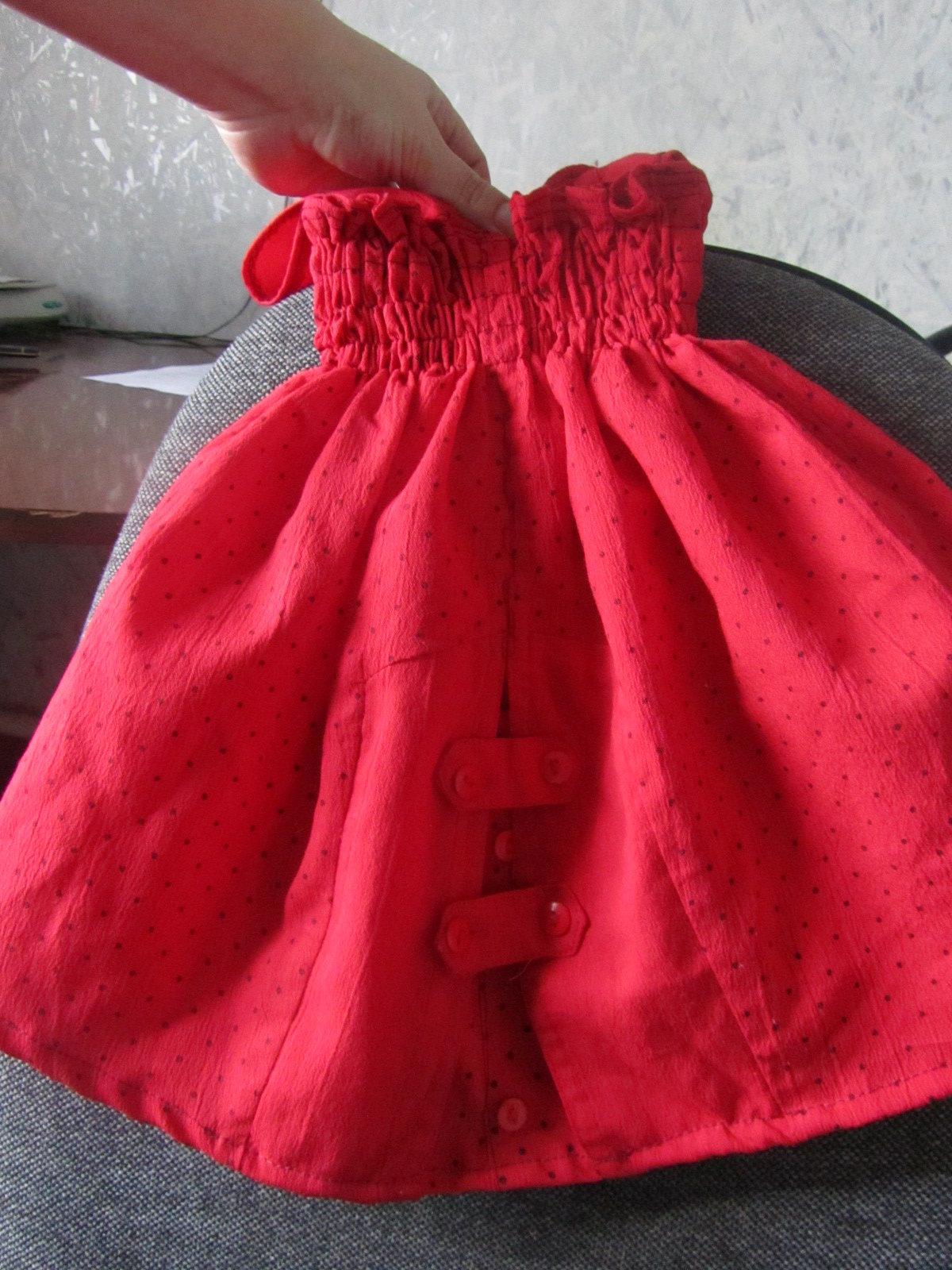 Детского платья как сшить