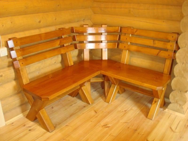 Как сделать угловой стол своими руками из дерева