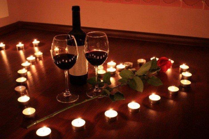 Как сделать любимому парню романтический вечер дома