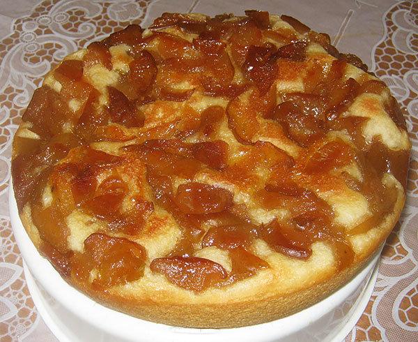 Рецепты сладких пирогов в мультиварке с