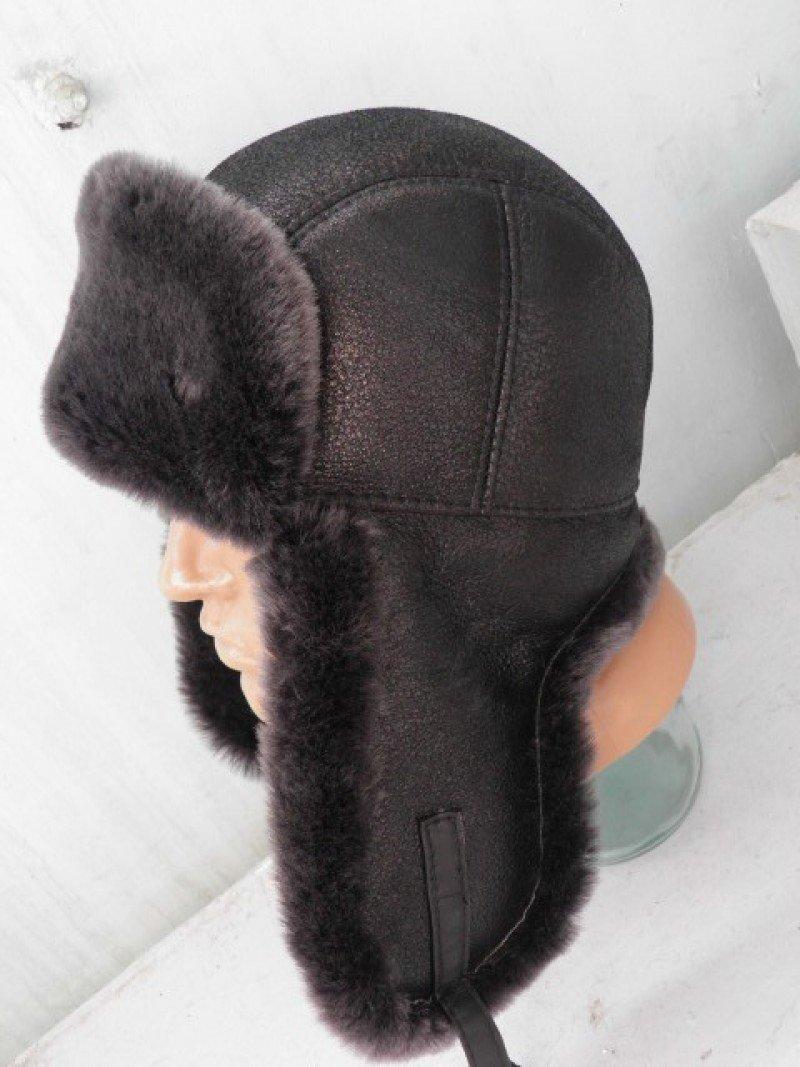 Кожаные шапки своими руками