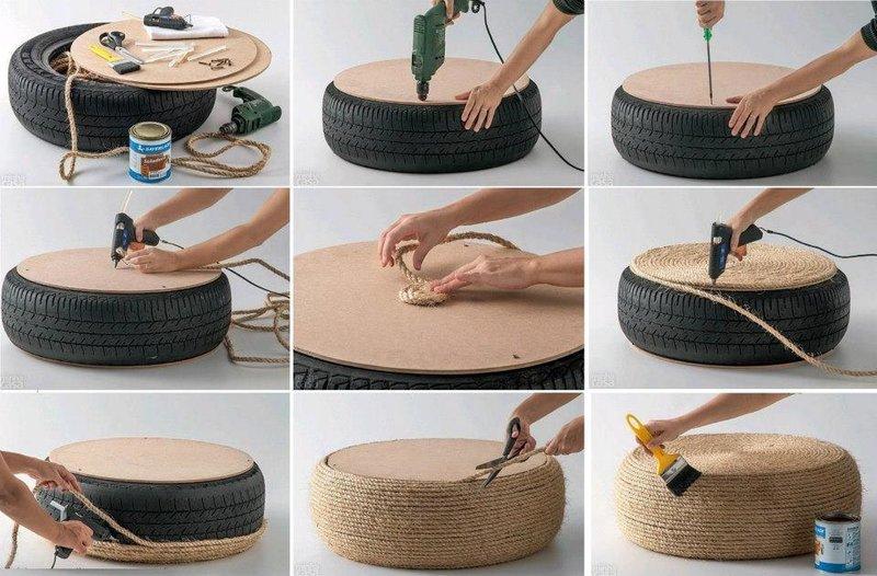 Делаем своими руками из подручных материалов для дома