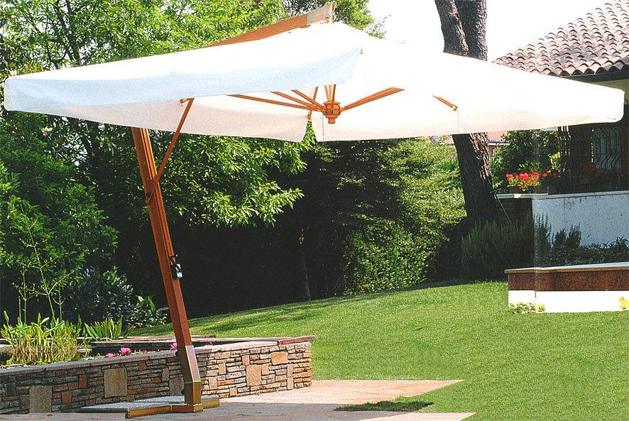 Как сделать зонтик для дачи 136