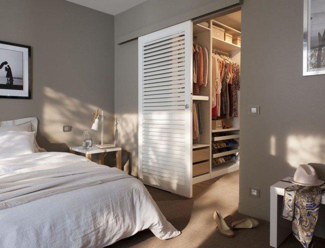 Гардеробные комнаты дизайн проекты своими