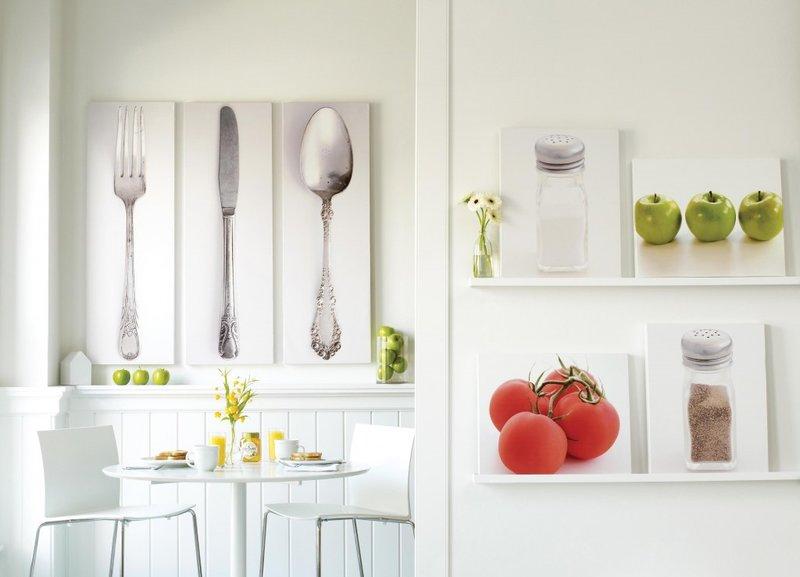 Чем украсить кухню