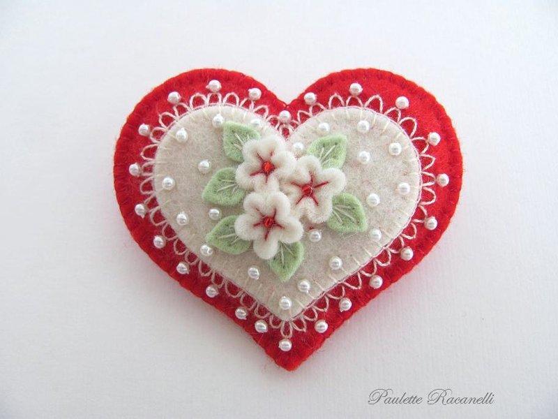 Ко дню св.валентина своими руками